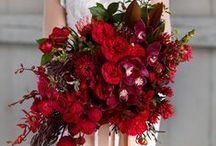 Weddings - Red