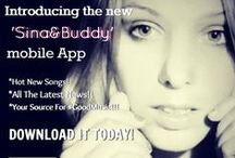 #BrandNew / The latest update to everything around Sina Lloyd & Buddy Greenfield!!!!! / by Sina & Buddy