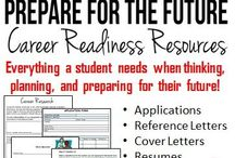 TpT Common Core College and Career Readiness / Looking for resources to prepare your students for a job or career? You've come to the right place!