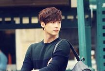 Lee Jong Suk / Lee Jong-suk is a South Korean actor and model. He debuted in 2005 as a runway model, and is well known to be the youngest male model ever of the Seoul Collection program for Seoul Fashion Week