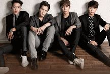 CNblue / CNBLUE is a South Korean pop rock band formed in Seoul. The lineup originally consisted of Jung Yong-hwa, Lee Jong-hyun, Kang Min-hyuk, and Kwon Kwang-jin, and they released their debut Japanese mini-album Now or Never in 2009.