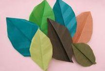 LIM: Origami / L'arte di piegare e costruire con la carta.