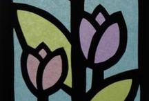 LIM: Primavera / Decori per l'aula, attività artistiche e lavoretti dedicati alla primavera.