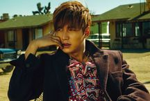 Lee min ho / Lee Min-ho is a South Korean actor, singer and model. Lee Min ho first gained widespread fame with Boys Over Flowers as Gu Jun-pyo in 2009.
