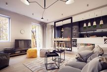 INTERIOR / small apartments