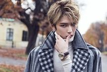 Kim Jae Joong / Kim Jae-joong, also known mononymously as Jaejoong, is a South Korean singer, songwriter, actor, director and designer. He is best known as a member of the Korean pop group JYJ, and was one of the original members of boy band TVXQ.