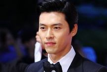 Hyun Bin / Hyun Bin is a South Korean actor. He is best known for his leading roles in the television dramas My Name Is Kim Sam-soon and Secret Garden.