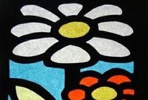 LIM: Vetrate / Vetro, colori, carta velina: tutti i modi per decorare le finestre.