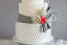 Weddingcakes - Winter
