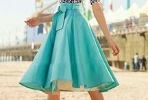 Skirts / I wish I could just wear cute skirts every day...