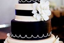 Weddingcakes - Black & White