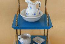 Miniature washstands