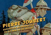 Exposition Daniel Maghen / Exposition sur Pierre Joubert du 26 juin au 25 juillet 2015 au 47, quai des Grands Augustins à Paris.