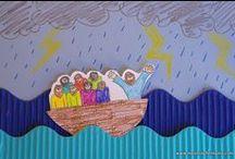 Ideias para Classe Bíblica de Crianças