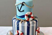 Bolos, cupcakes e cakepops / Bolos, cupcakes e cakepops para festas infantis
