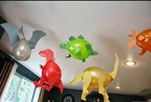 Festa Dinossauros / Festinhas com tema dinossauro