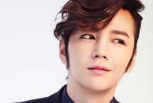 Jang Geun Suk / Jang Geun-suk is a South Korean actor and singer. He is best known for starring in the television dramas Beethoven Virus, You're Beautiful, Mary Stayed Out All Night, Love Rain, and Pretty Man.