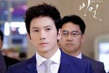 Ji Sung / Ji Sung is a South Korean actor. He is best known for his roles in the television dramas All In, Save the Last Dance for Me, New Heart, Protect the Boss, Secret Love and Kill Me, Heal Me.