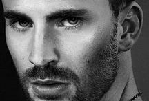 """Chris Evans / Christopher """"Chris"""" Robert Evans is an American actor. Evans is best known for his superhero roles as the Marvel Comics characters Captain America in the Marvel Cinematic Universe and The Human Torch in Fantastic Four."""
