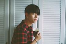 Daehyun / Jung Dae-Hyun, known mononymously as Daehyun, is a South Korean singer and dancer. He is best known as the main vocalist of South Korean K-pop group, B.A.P.
