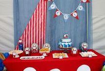 Birthday party ideas for boy