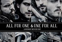 The Musketeers / My passion for this tv series is indescribable