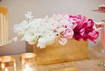 Centerpiece Style / by Simply Elegant Event & Wedding Design