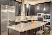 Updated Kitchens / Homes with gorgeously updated kitchens, chef's kitchens, professional appliances and the like. Brought to you by Jameson Sotheby's International Realty: Your Source for Chicago Real Estate, Evanston Real Estate, Winnetka Real Estate.