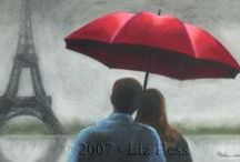 umbrellas / by INESITA