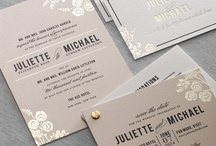 Wedding Invitations / Wedding invitations from our vendors—and more—to inspire you for your big day.