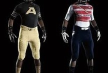 2011 Army-Navy Pro Combat Uniforms / by #ArmyNavy Game