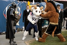 Mascots / by #ArmyNavy Game