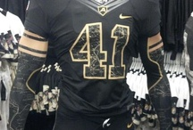 2012 Army-Navy Rivalry Uniforms / by #ArmyNavy Game