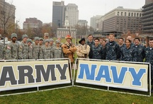 2012 Patriot Games / by #ArmyNavy Game