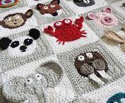 Crocheting I Wanna Try / I will never have enough time to crochet all the things I want to crochet, but at least I'll have a list every time I need to start something new