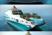 My Dream Yachts / by David Naam