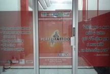 PERFECTATTOO studio / Alamat : Jl. Dr. Rajiman 319, solo (0271) 727970 08112651890 082226826566