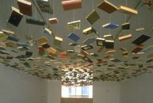 BiblioArtistry / Used Books are the Medium, Wonderful Art is the Outcome! / by Marin Library