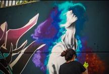 | my walls | / spray painting around Italy, Germany, England and Holland