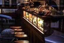 Villas, Bars & Restaurants in Rome