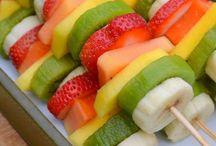 Healthy Fun Snacks / Good Choices