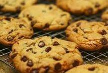 koekjes, koek en ander lekkers