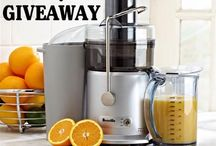 NeuroticMommy Giveaways / NeuroticMommy's Breville Juicer Giveaway