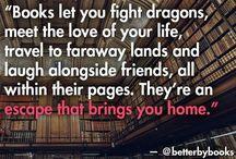 Boeken, films, series / Take me away........