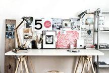 // STUDIOS TO SWOON  / by Paperwheel | letterpress & design