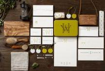 // LOGO & IDENTITY / by Paperwheel | letterpress & design