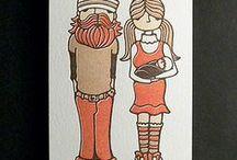 // BABY INSPIRATION / by Paperwheel | letterpress & design