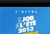JOB DE L'ÉTÉ 2013 !