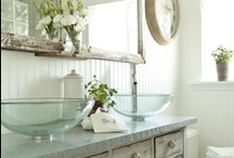 Cottage Bathrooms / by gigis cottage