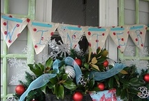 Banners/Pennants/Garlands / by gigis cottage